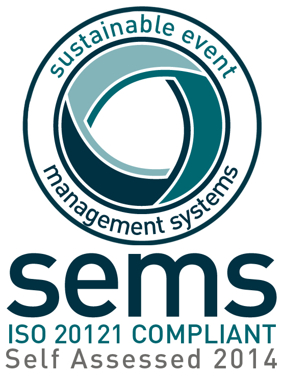 ISO 20121 SEMS Self Assessed 2014