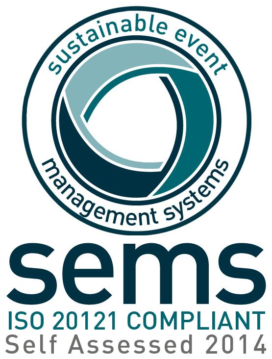 ISO 20121 SEMS Self Assessed 2014